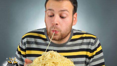 روش غذا خوردن