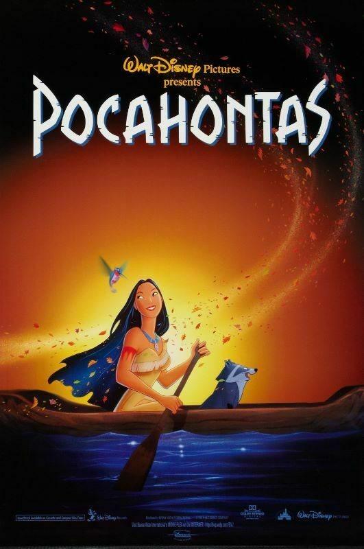 پوکاهانتس Pocahontas