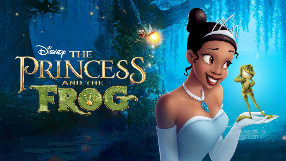 شاهدخت و قورباغه the Princess and the Frog
