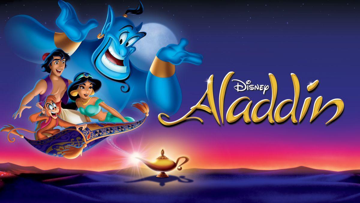 علاءالدین Aladdin