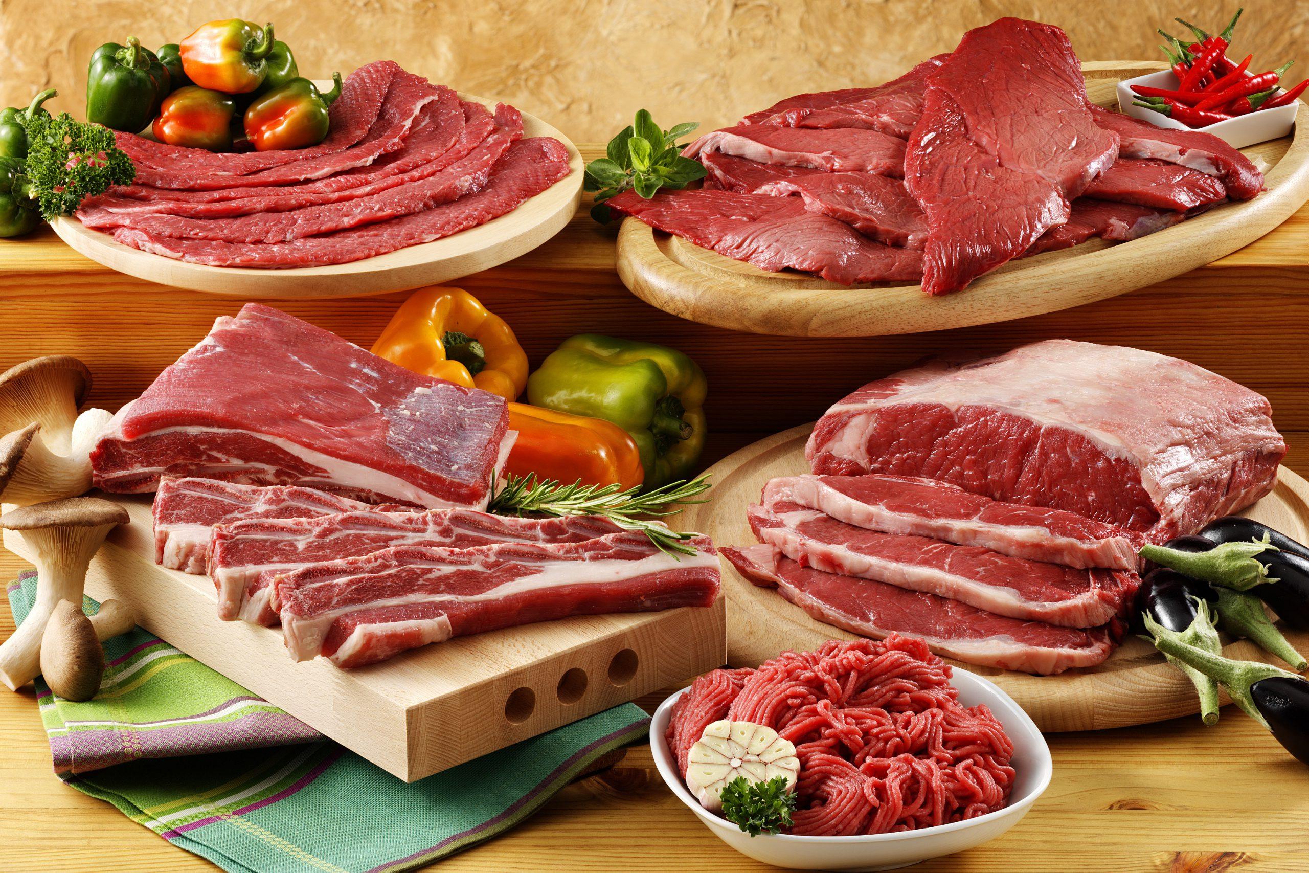 گوشت قرمز درمان کم خونی