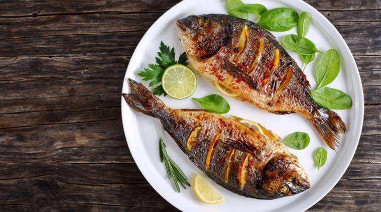 ماهی درمان کم خونی