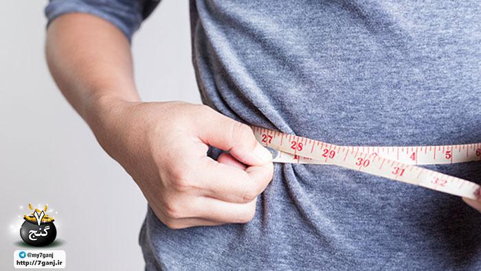 انگیزه برای کاهش وزن