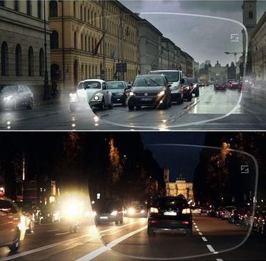 ZEISS DriveSafe Lenses برای رانندگی