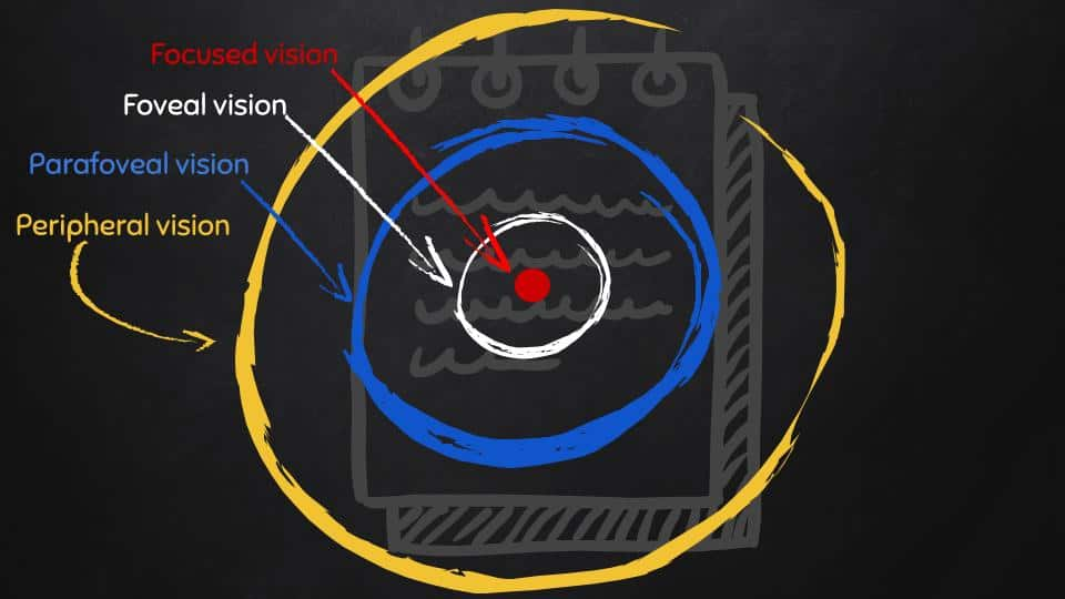 انواع بینایی محیطی