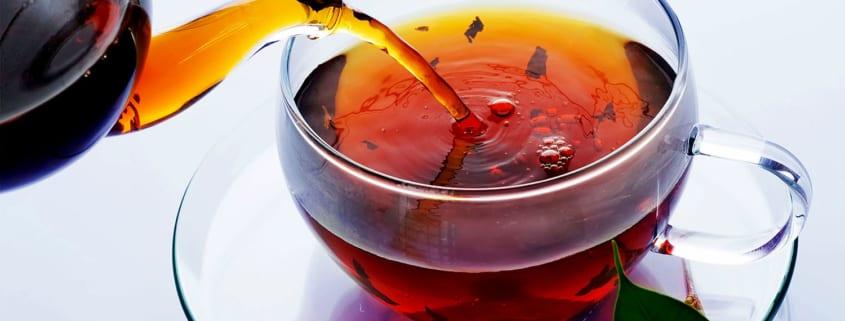 دم کردن چای به
