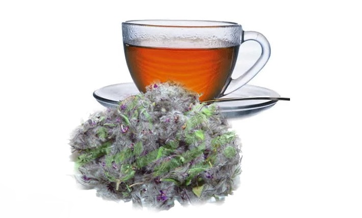 طرز مصرف چای کوهی