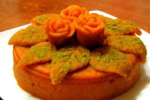 طرز تهیه کامل طرز حلوای هویج خوشمزه