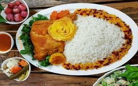 طرز تهیه خوراک مرغ و ترشی پیاز