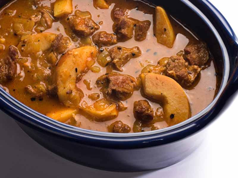 طرز تهیه کامل طاجین گوشت و به مراکشی خوشمزه