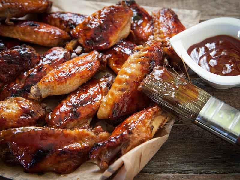 طرز تهیه مرغ باربیکیو فوق العاده آبدار و خوشمزه در فر خانگی