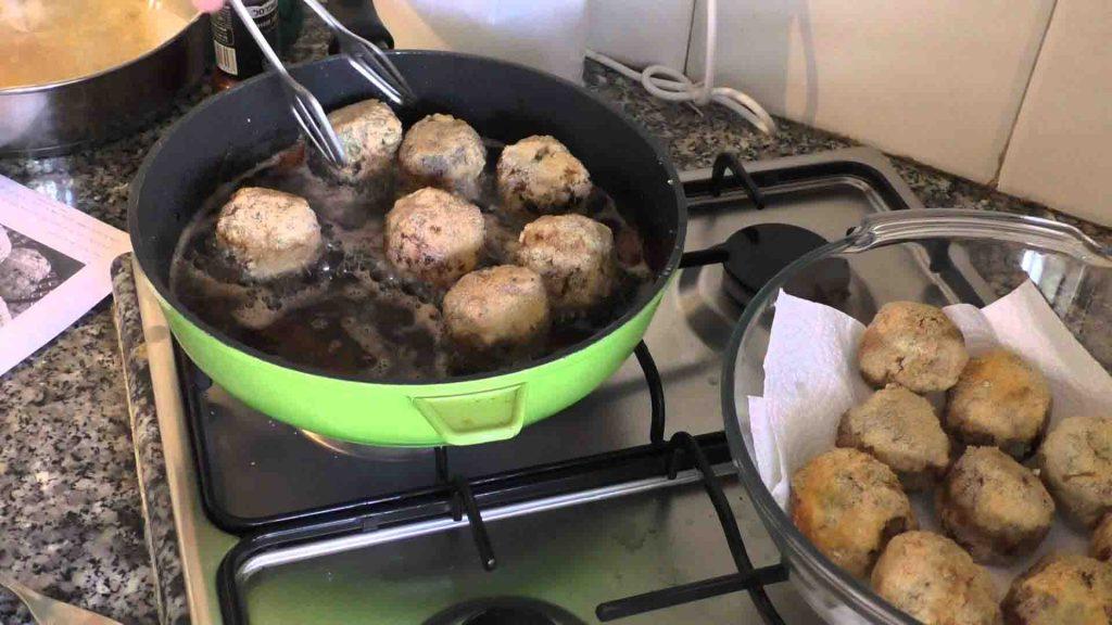 طرز تهیه کامل کوفته مرغ با نخود