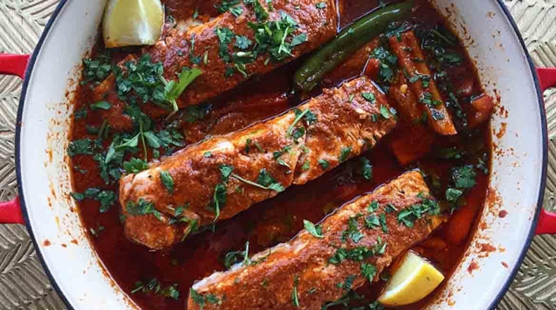 طرز تهیه کامل ماهی حرایمی خوشمزه