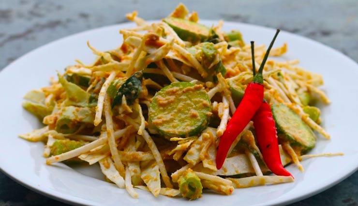 طرز تهیه سالاد اندونزی؛ سالادی سرشار از فیبر و پروتئین