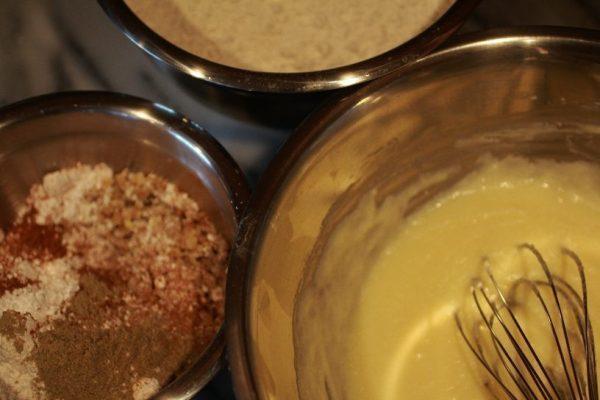 طرز تهیه کیک باقلوا
