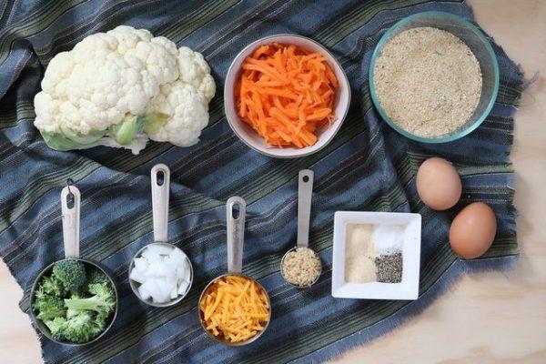 طرز تهیه روش ناگت سبزیجات