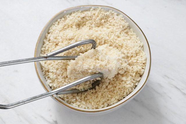 طرز تهیه پخت تسو غذای خوشمزه چینی با گل کلم