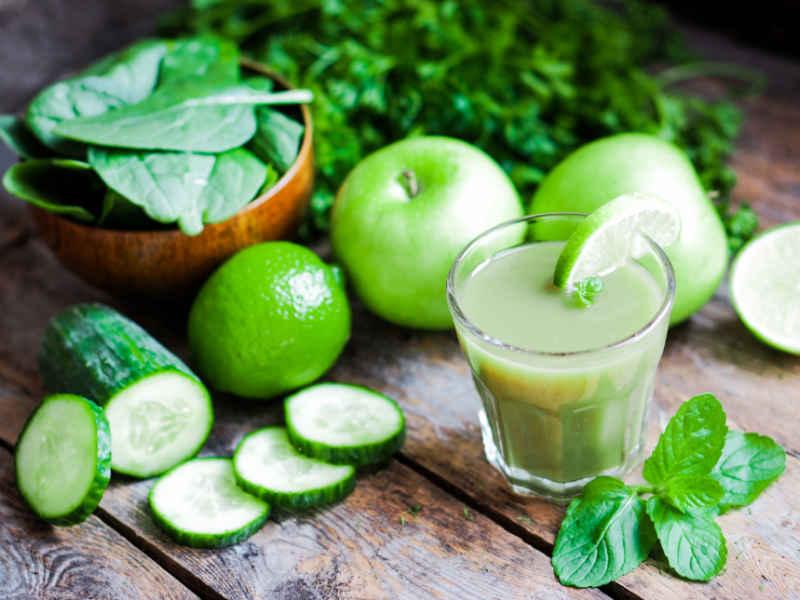 طرز تهیه با این نوشیدنی های سالم بدن را سم زدایی کنید