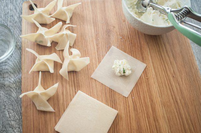 طرز تهیه پخت فینگر فود رانگون
