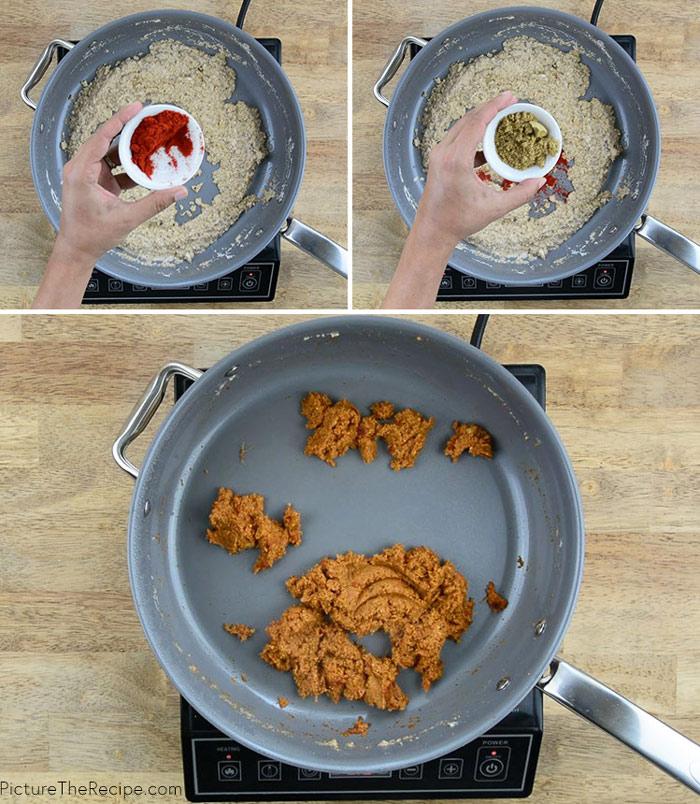طرز تهیه چیکن ماسالا غذای خاص هندی
