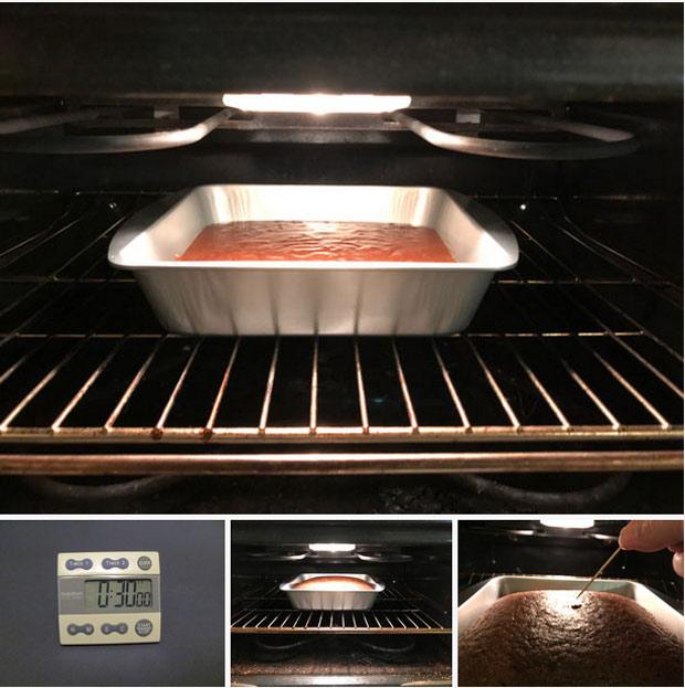 طرز تهیه کیک شکلاتی بدون شیر و تخم مرغ