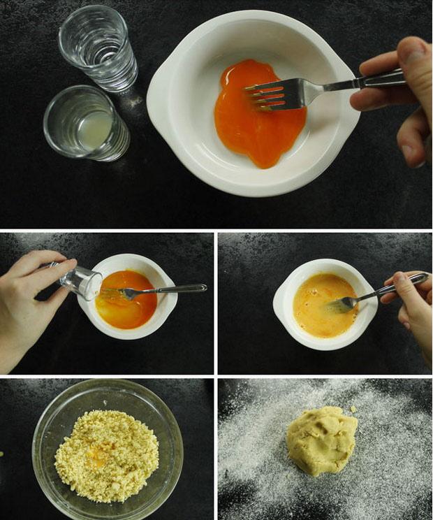 طرز تهیه تارت موز