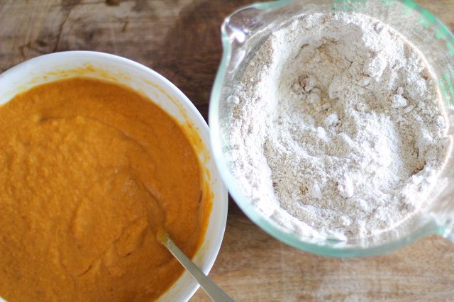 طرز تهیه کیک پاییزی: مافین کدو حلوایی