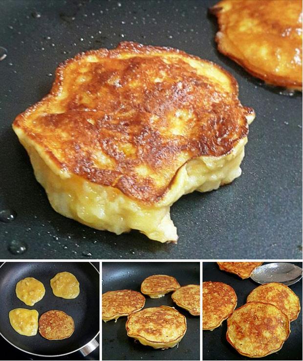 طرز تهیه یک صبحانه 10 دقیقه ای بدون گلوتن