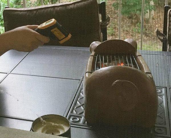 طرز تهیه روش پخت قارچ و سیب زمینی با فویل
