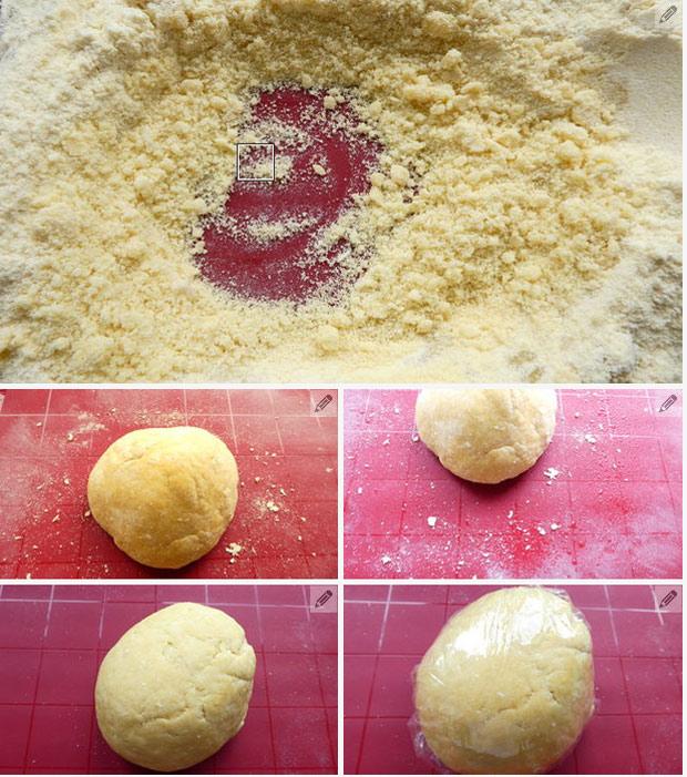 طرز تهیه رول سیب زمینی با آرد سمولینا