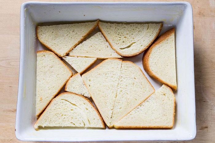 طرز تهیه کاسرول ژامبون و پنیر