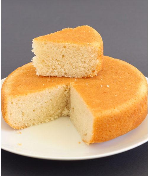طرز تهیه کیک اسفنجی وانیلی بدون تخم مرغ