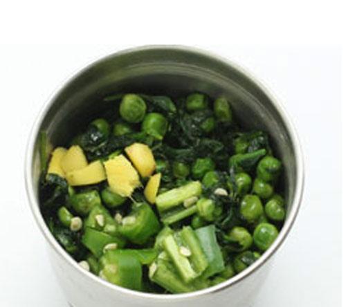 طرز تهیه کباب هارا بهارا کتلت سبزیجات هندی ها