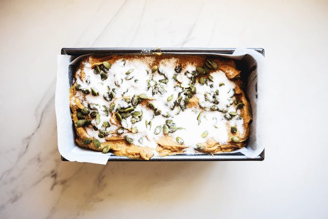 طرز تهیه با کدو یک نان خوشمزه درست کنیم
