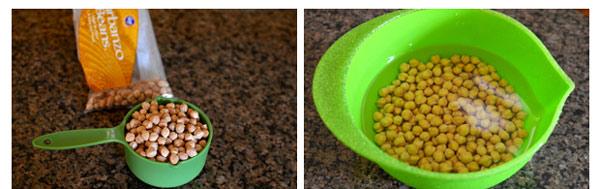 طرز تهیه پخت فلافل به شکلی متفاوت