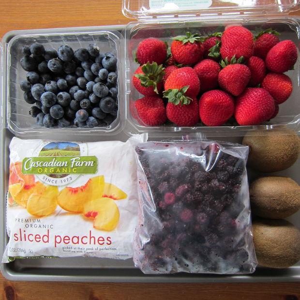طرز تهیه لواشک های میوه ای طرح دار