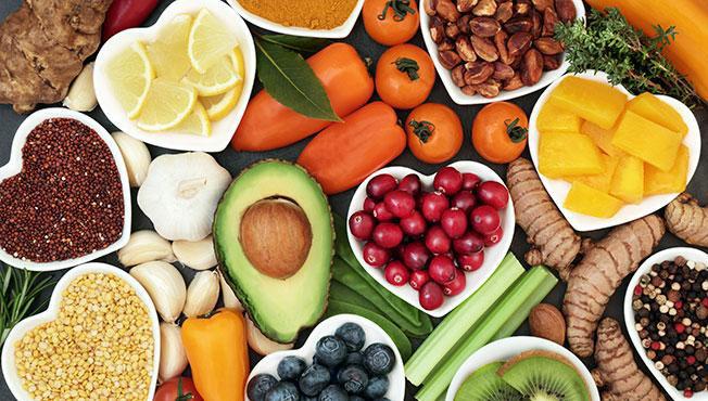 طرز تهیه عوارض استفاده بیش از حد از مواد غذایی سالم