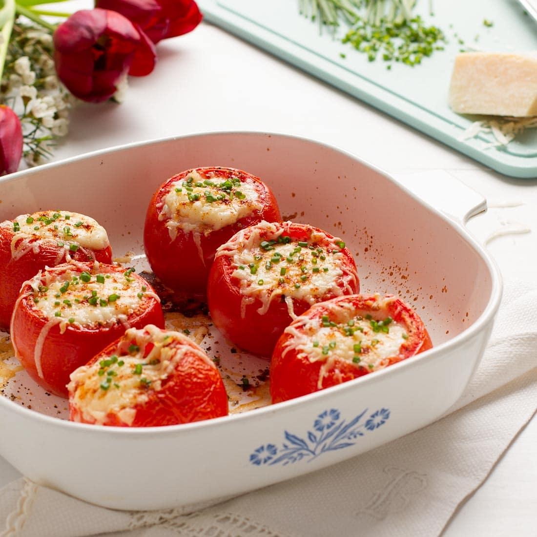 طرز تهیه گوجه شکم پر سولیکو
