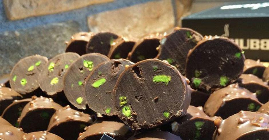 طرز تهیه دسر فرانسوی با شکلات سوربن