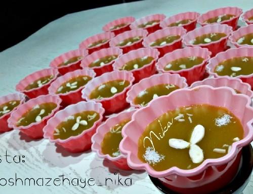 طرز تهیه کاچی اصفهان