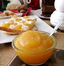 طرز تهیه مارمالاد سیب