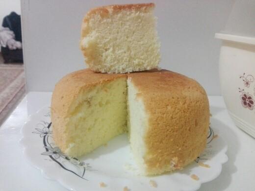 طرز تهیه کیک بدون بیکینگ پودر
