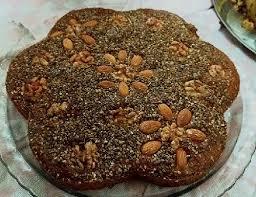طرز تهیه نان کماج اصفهانی