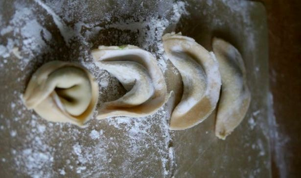 طرز تهیه ماکارونی بدون گلوتن با خمیر خانگی