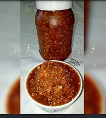 طرز تهیه ترشی لیته رب گوجه ای تند