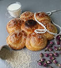 طرز تهیه نان شیرمال ساده