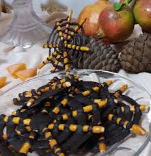 طرز تهیه چوب شور شکلاتی عنکبوتی