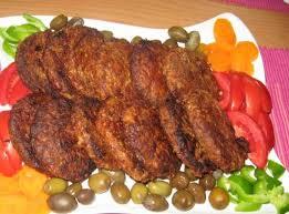 طرز تهیه کباب تابه ای گیاهی