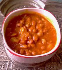 طرز تهیه خوراک لوبیا چیتی با قارچ