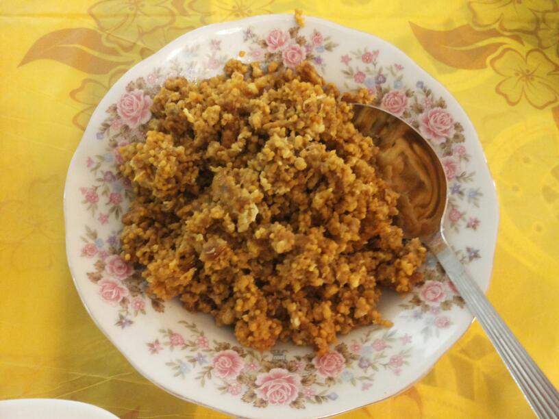 طرز تهیه خوراک اشپل ماهی